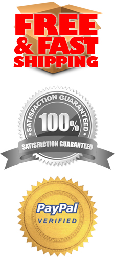 Satisfaction Guaranteed, PayPal Verified